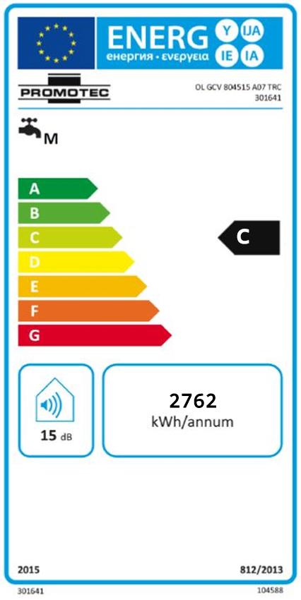 elektrospeicher warmwasserspeicher boiler promotec 120 liter heizung badezimmer com. Black Bedroom Furniture Sets. Home Design Ideas