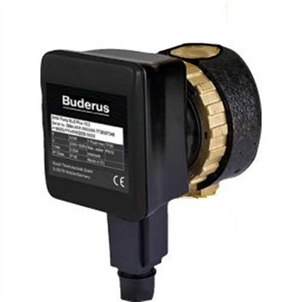 Zirkulationspumpe BUZ Plus 15.2
